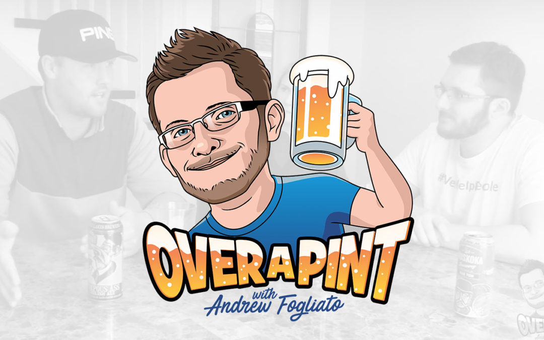 EP15 | Over a Pint with Nutmeg
