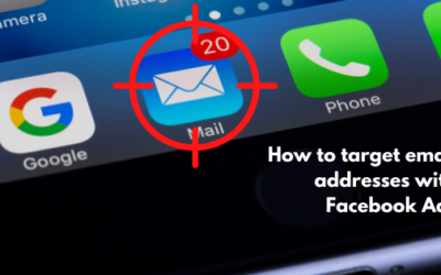 How To Target Email Addresses with Facebook Ads