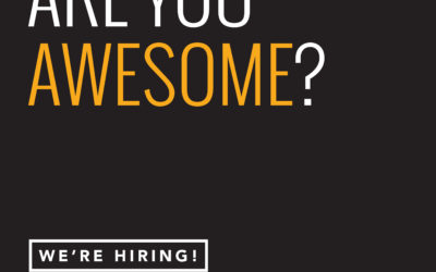 We're Hiring a Digital Marketing Specialist!